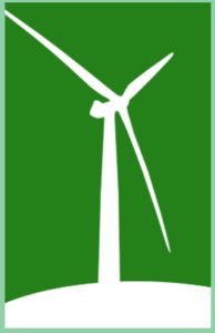 Wind turbine graphic